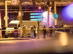 """Am Stadtrand """"neutralisiert"""": Polizei tötet Chekatt nach Schusswechsel"""