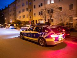 Täterbeschreibung herausgegeben: Nürnberger Polizei fahndet nach Messerstecher