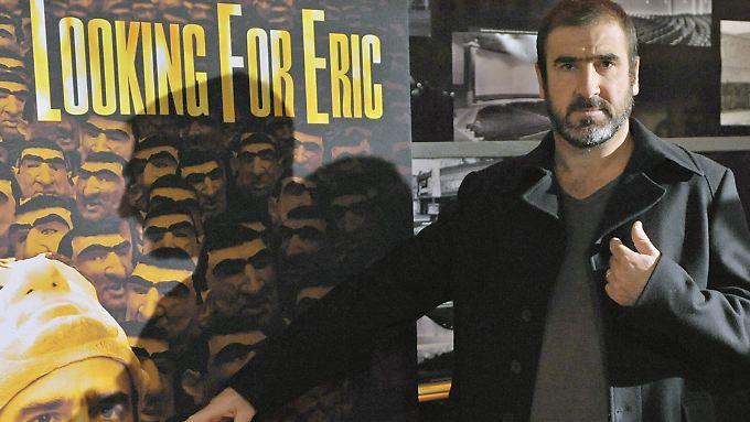 Eric Cantona macht sich wieder mal unbeliebt.