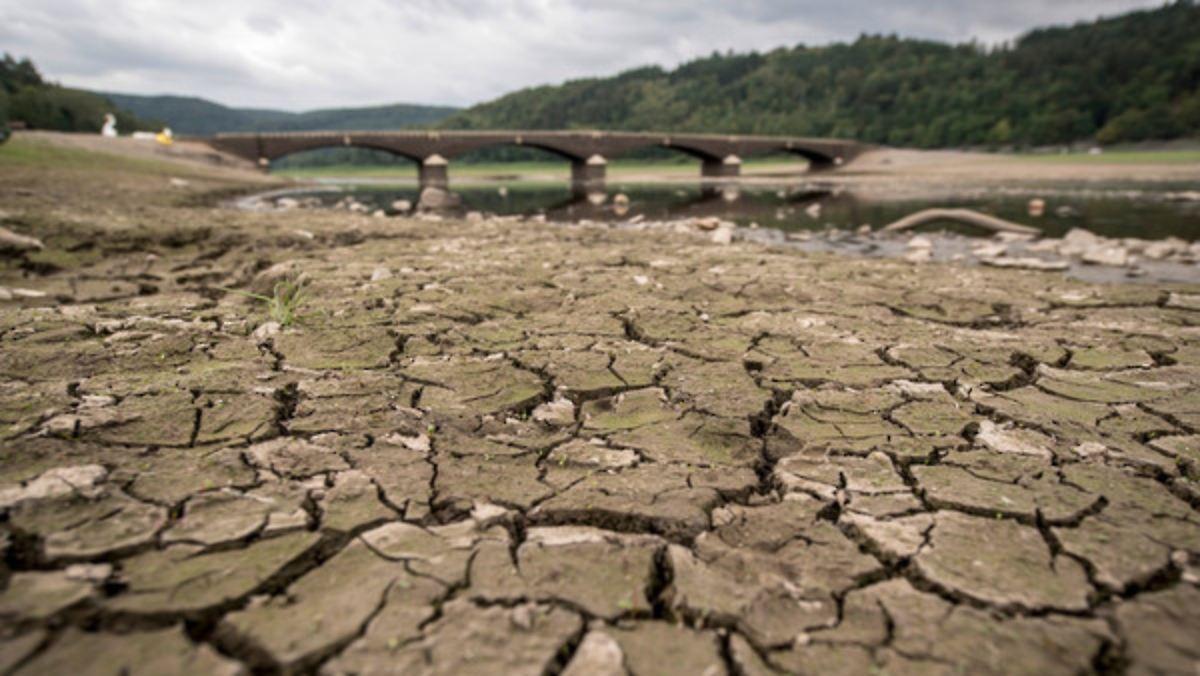 Dürre Deutschland