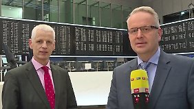 """Frank Meyer spricht mit Holger Schmieding: """"Irgendwann kommt die Rezession"""""""