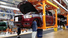 Vollgasjahre sind vorbei: Deutsche Autobauer blicken auf schwieriges US-Jahr zurück