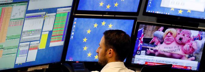 Zitterkurse in Europa: Kommt es zwischen den USA und China zu einer gütlichen Einigung?