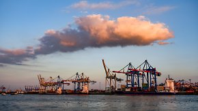 Kein Grund zur Panik: Deutschland schrammt an Rezession vorbei