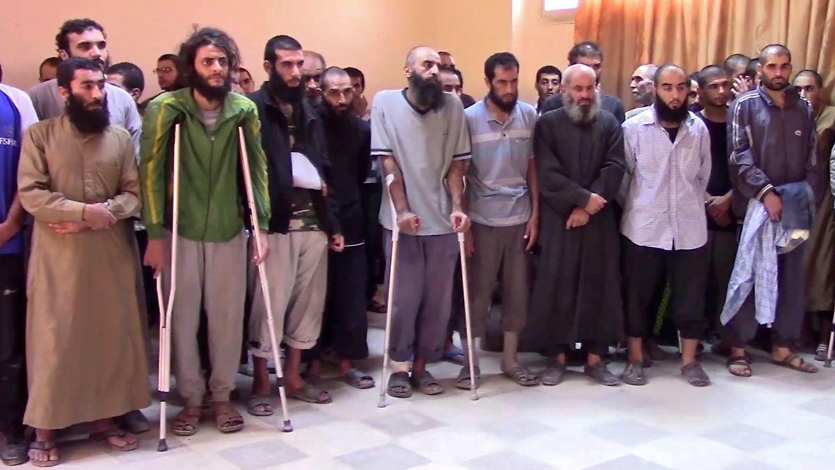 Kurden fordern UN-Gerichte für IS-Kämpfer