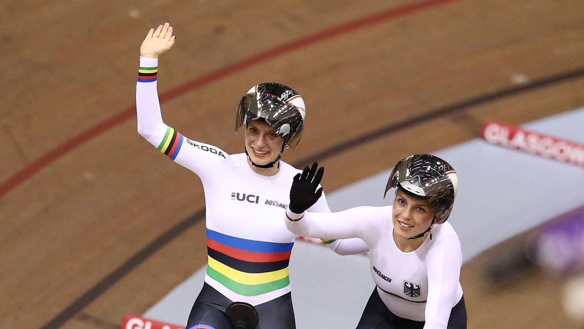 Team-Sprinterinnen sichern sich WM-Medaille