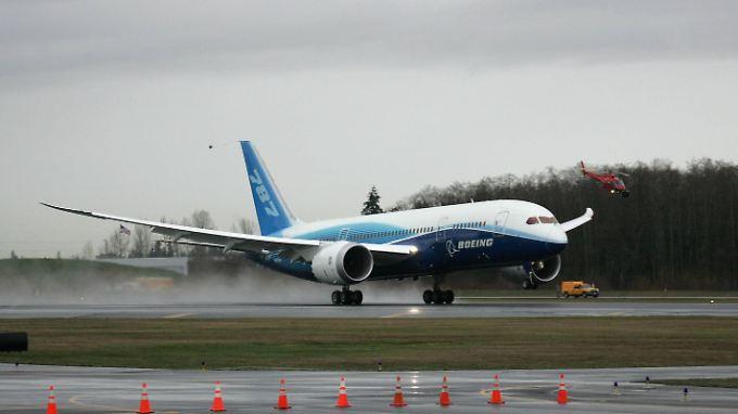 Mit der neuen Bestellung erweitert die Kranich-Airline ihre Flotte um die neuen Dreamliner-Versionen von Boeing.