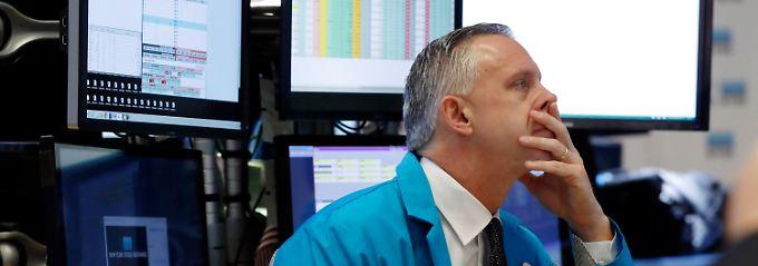 Konjunkturdaten drücken Stimmung: US-Börsen kommen kaum vom Fleck
