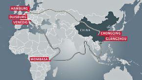 """Scharfe Kritik von Maas: Italien schließt sich Chinas umstrittener """"Seidenstraße"""" an"""