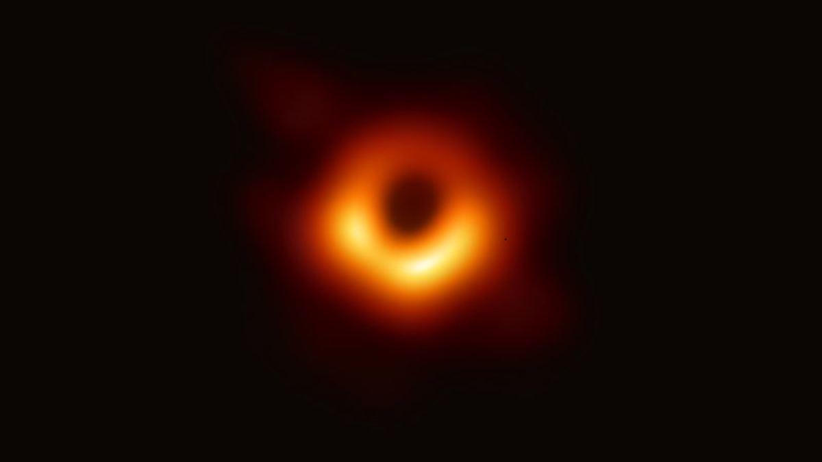 Welt sieht erstmals ein Schwarzes Loch