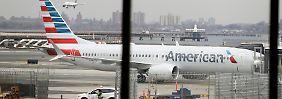 Wegen Flugverbots für 737 Max: American Airlines streicht 115 Flüge pro Tag