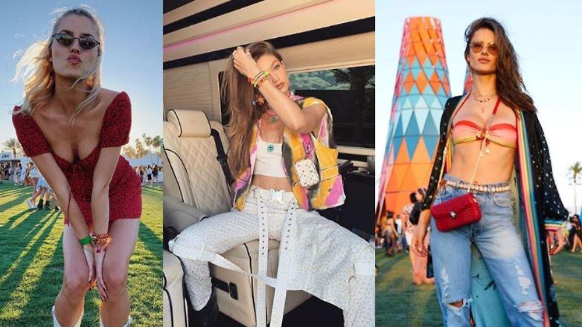 Coachella-Besucher klagen über Genitalherpes