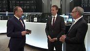 n-tv Zertifikate Talk: USA oder China: Wer gewinnt den Handelskrieg?
