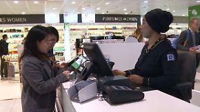"""""""Muss nicht hier sein, um einzukaufen"""": Flughafen Amsterdam startet Kooperation mit WeChat Pay"""