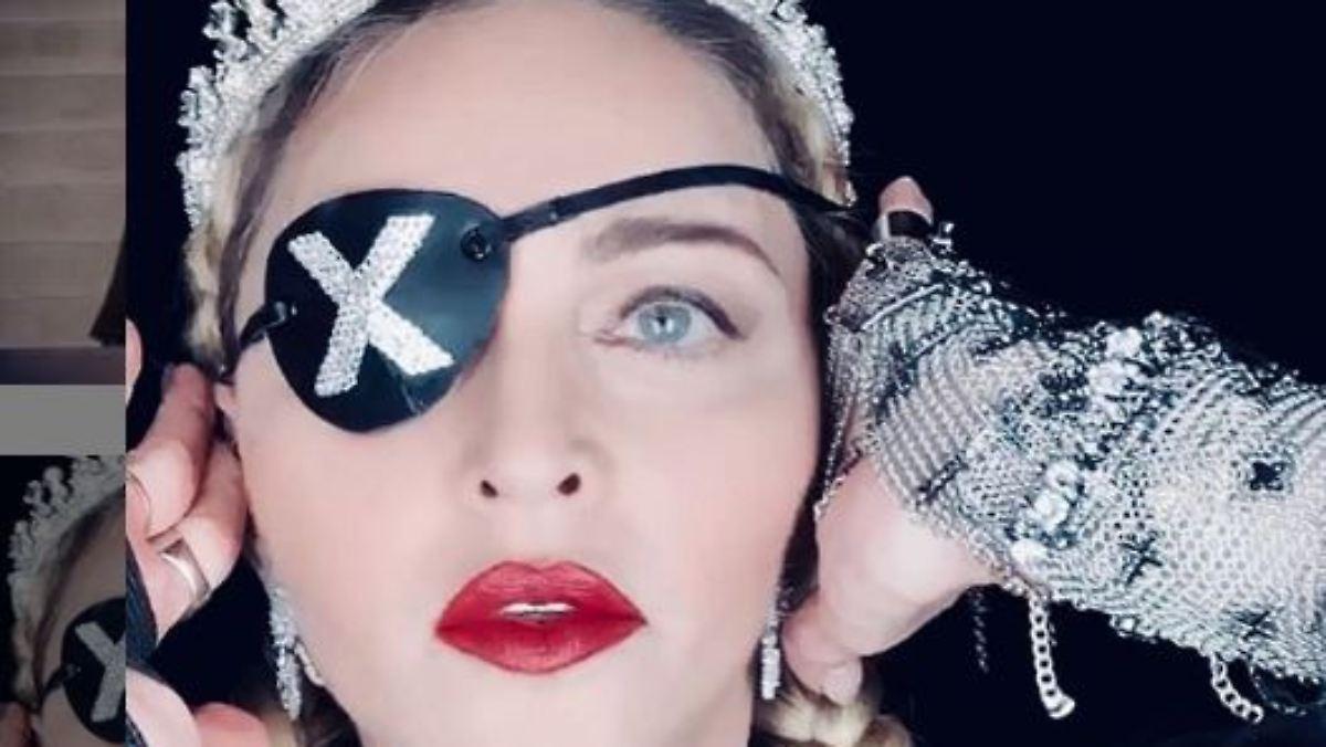 Madonna mogelt beim Videobeweis