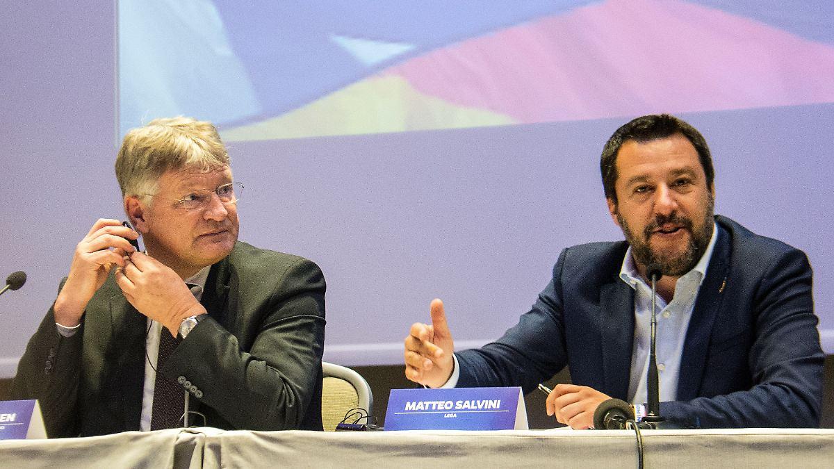 Ibiza-Skandal bremst Rechtspopulisten aus