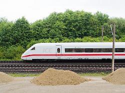 Längere Fahrtzeit ab 11. Juni: Bahn saniert Strecke Hannover-Göttingen