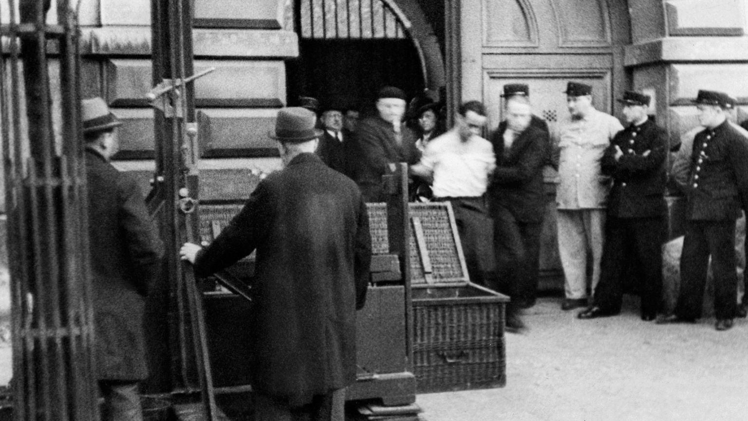 1939 Stirbt Ein Deutscher Letzte Offentliche Enthauptung In Frankreich N Tv De
