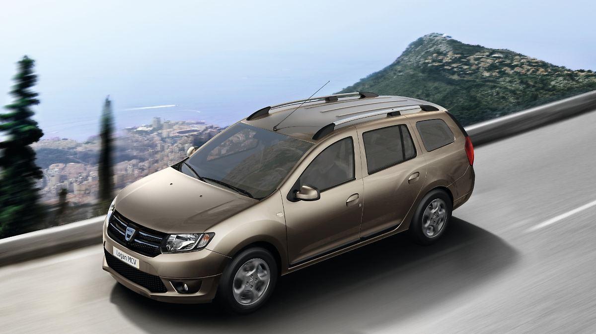 Dacia Logan II - nur neu ein Schnäppchen