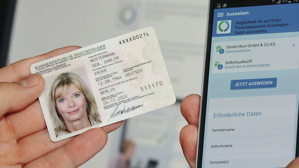 Das iPhone wird zum Personalausweis