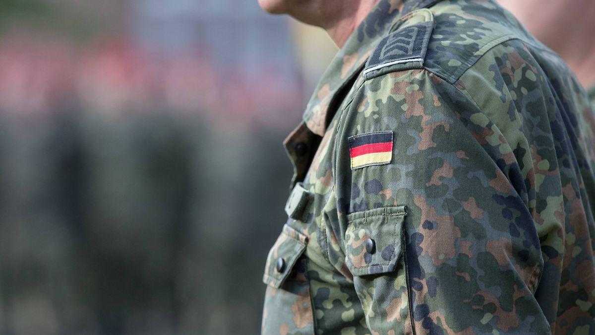 """""""Sieg Heil"""" bei der Bundeswehr"""