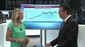 n-tv Zertifikate: US-Märkte im Aufwind