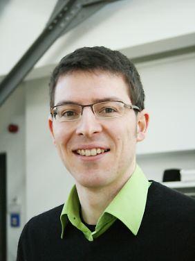 Johannes Enssle ist Referent für Waldwirtschaft und Forstpolitik beim NABU.