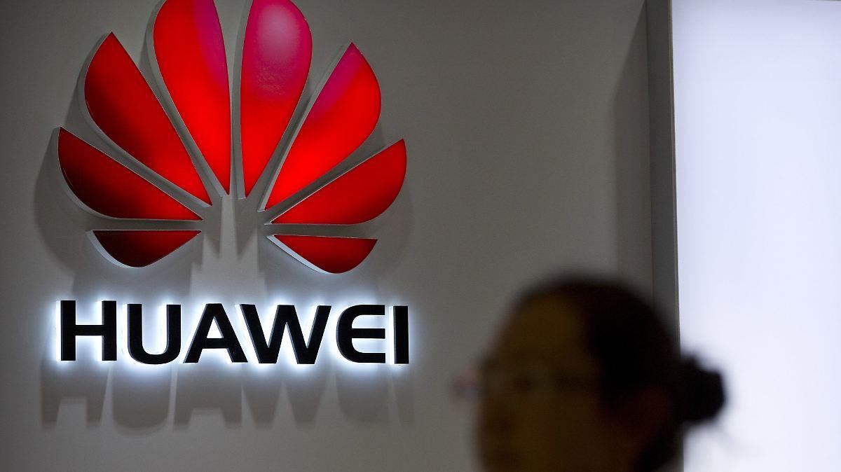 Huawei sieht sich auf Erfolgs-Kurs