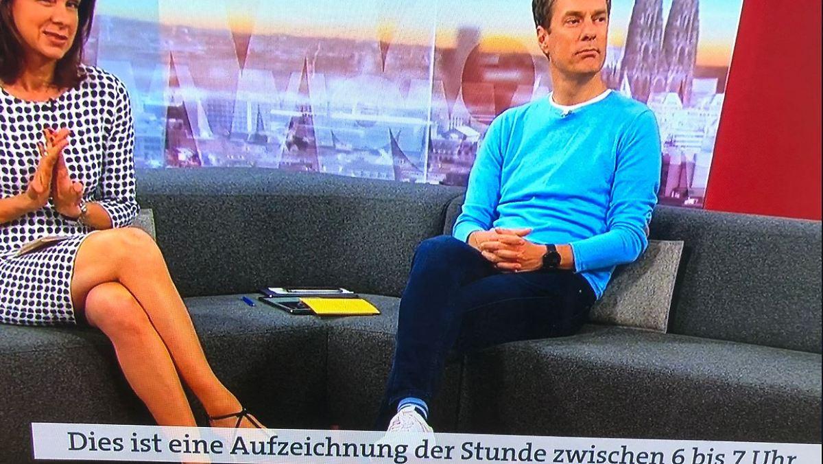 Warnstreik beim WDR - Sender zeigt Aufzeichnung