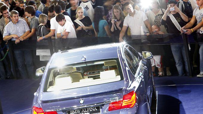 Die Begeisterung für Automobile deutscher Bauart ist ein weltweites Phänomen.