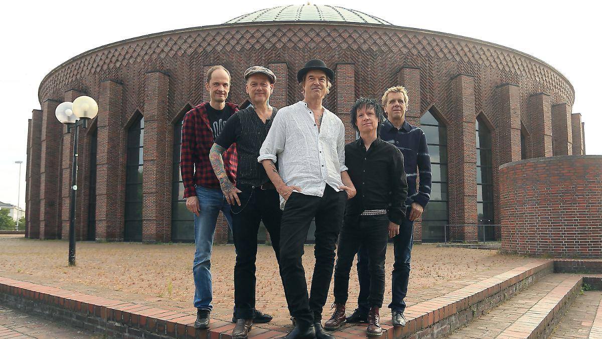 Toten Hosen überraschen mit neuen Songs