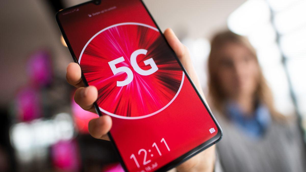 Vodafone schaltet erstes 5G-Netz frei