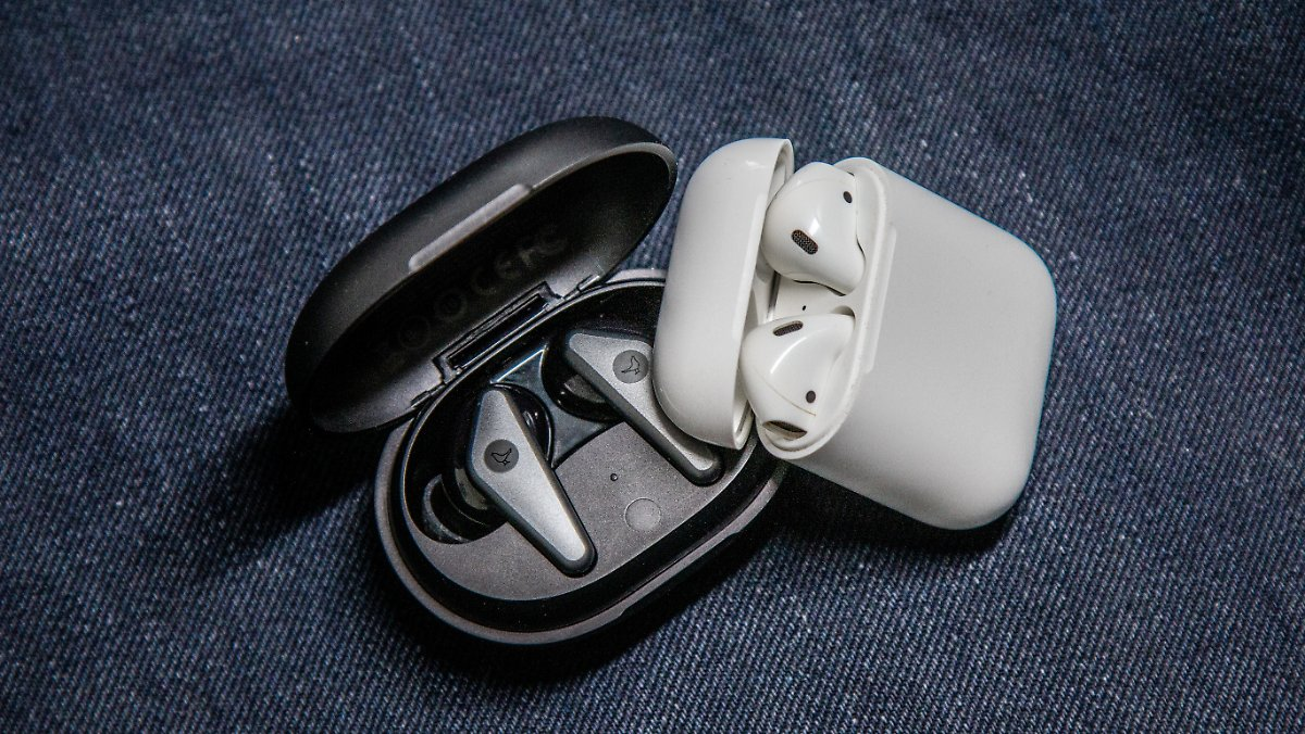 Libratone Track Air+ schlagen Apple Airpods