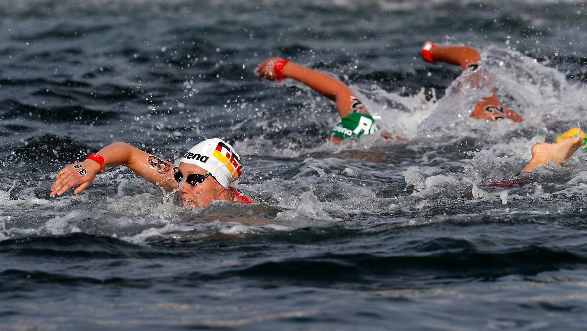 Beck gewinnt Bronze über fünf Kilometer