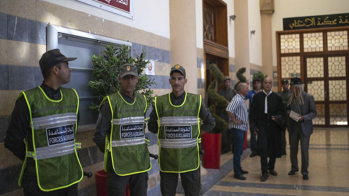 Dschihadisten in Marokko zum Tod verurteilt