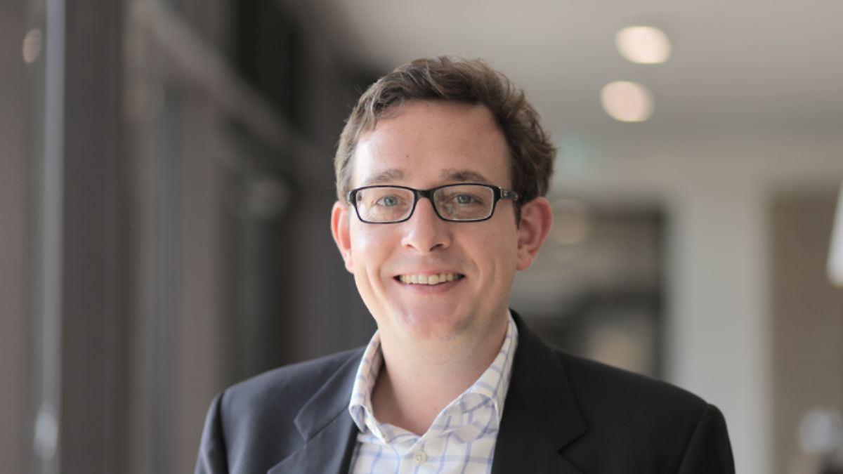 Philipp Sandner, der Blockchain-Lehrer