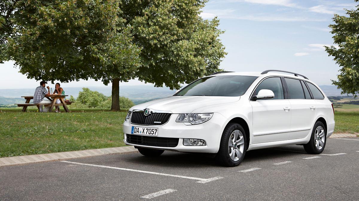 Skoda Superb - gebraucht viel Auto fürs Geld