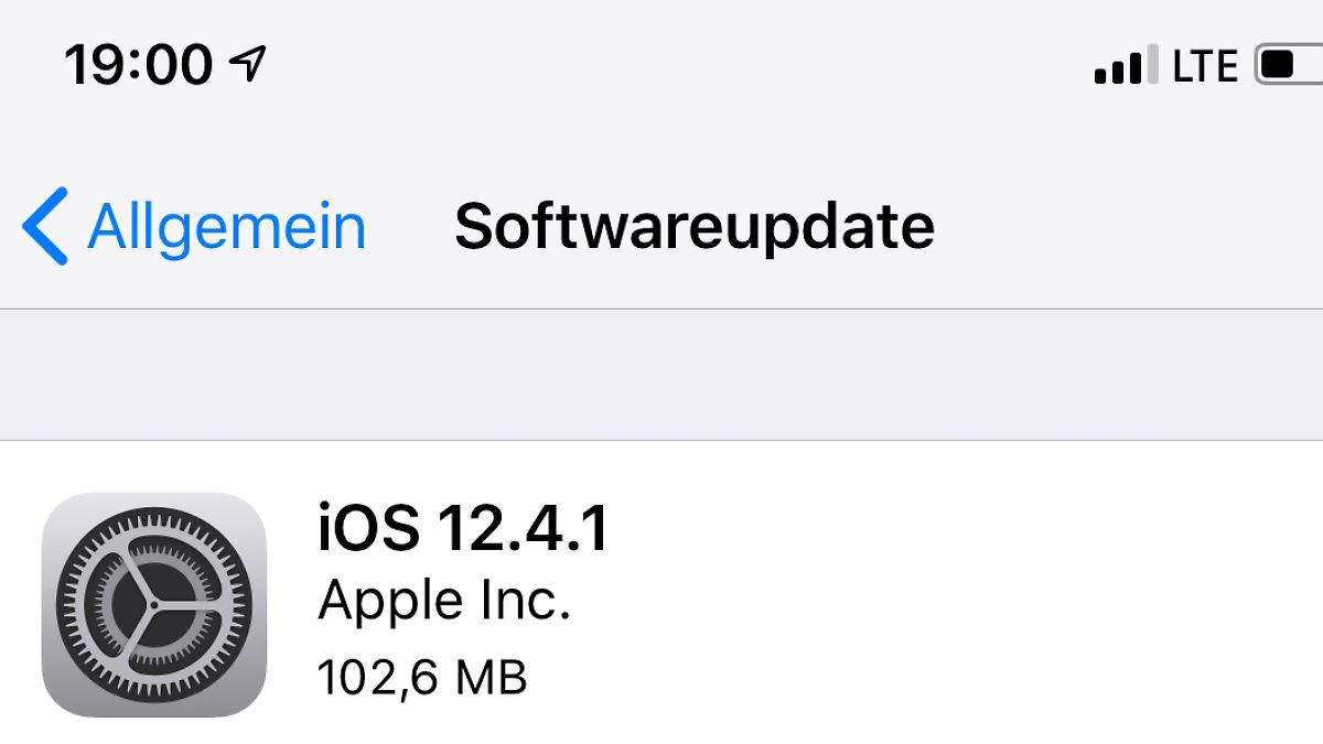 Apple korrigiert gefährlichen iOS-Fehler