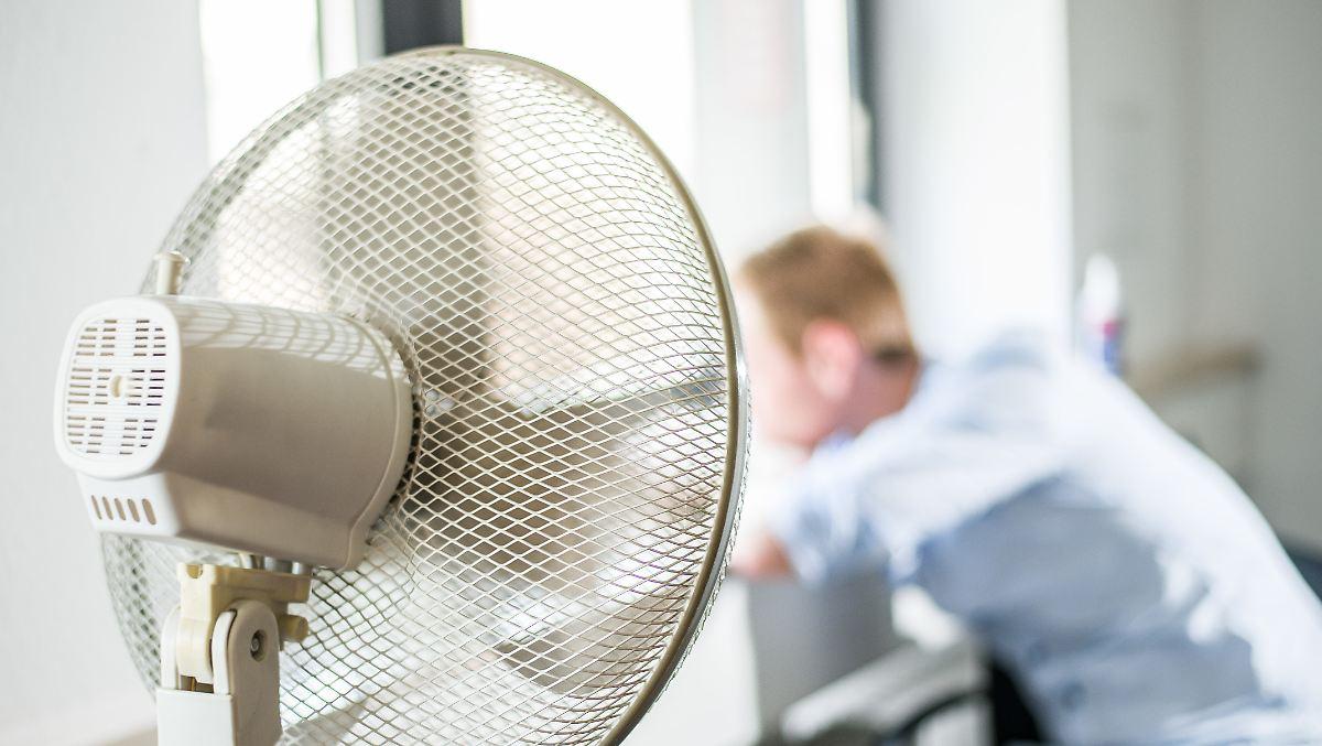 Wie man Räume klimafreundlich kühlt