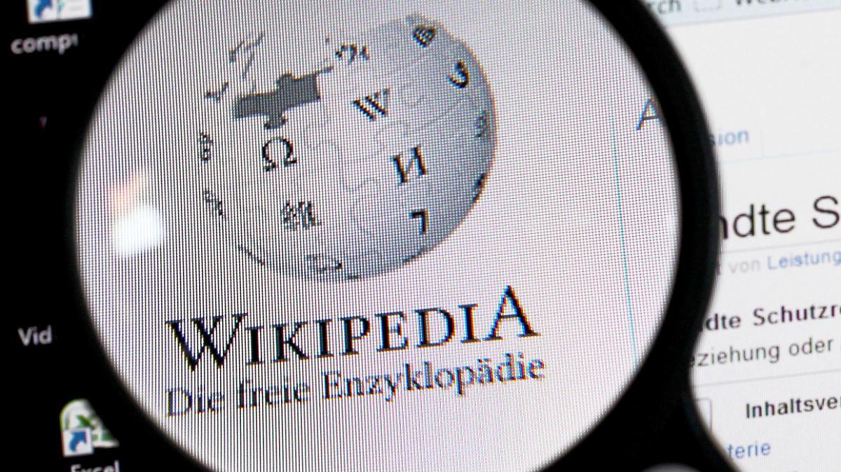 Angreifer legen Wikipedia lahm