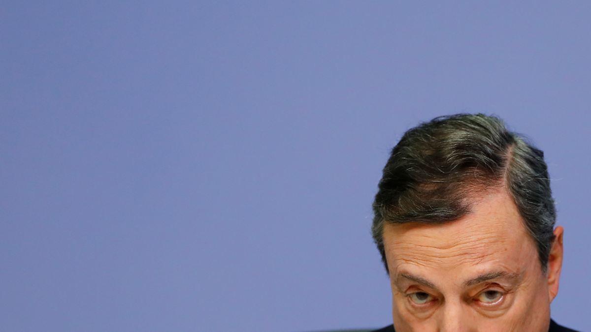 Lasst das Draghi-Bashing