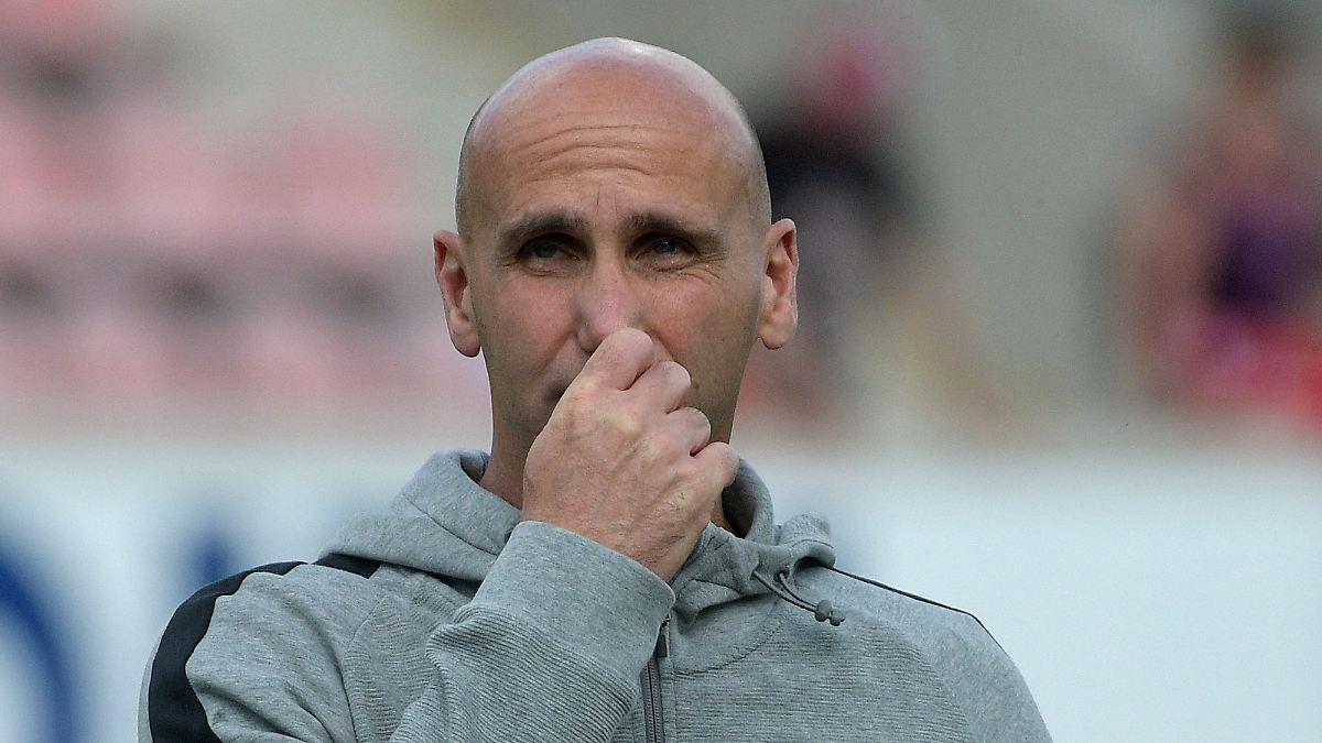 Holstein Kiel schmeißt Andre Schubert raus