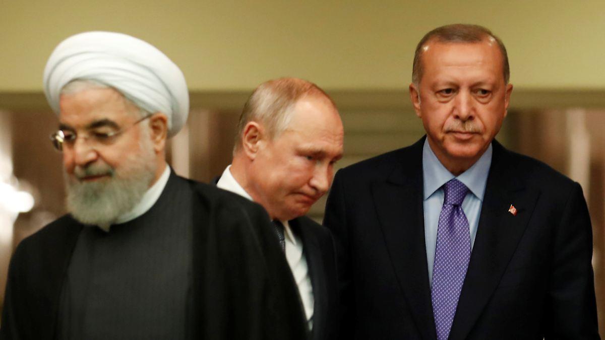 Erdogan, Putin und Ruhani scheitern an Idlib