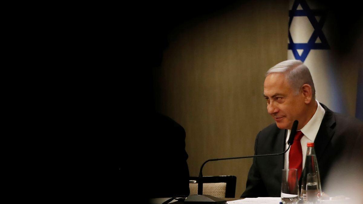 Große Koalition wäre Netanjahus Ende