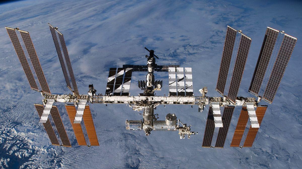Auch krankheitserregende Keime in der ISS