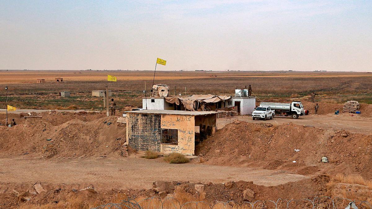 Syrische Kurden setzen wohl IS-Kampf aus