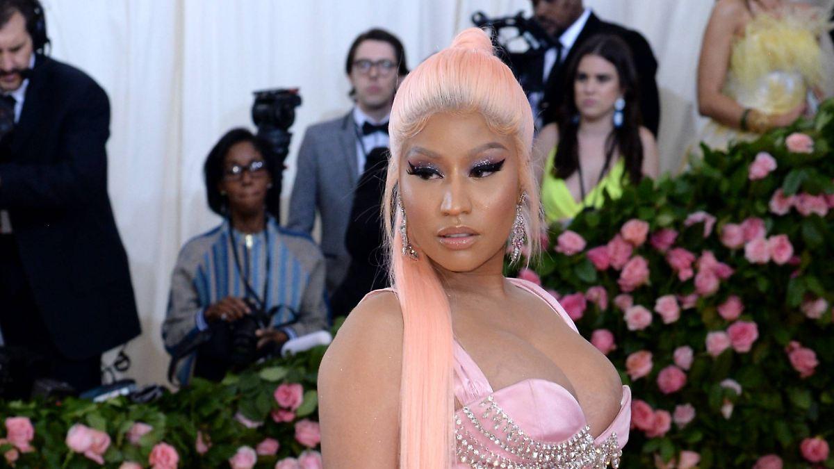 Nicki Minaj heiratet ihren Freund