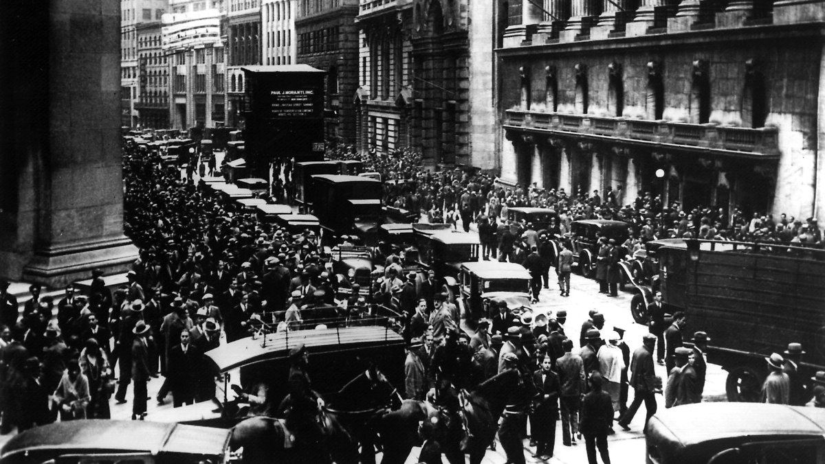 Kehrt die Weltwirtschaftskrise wieder?