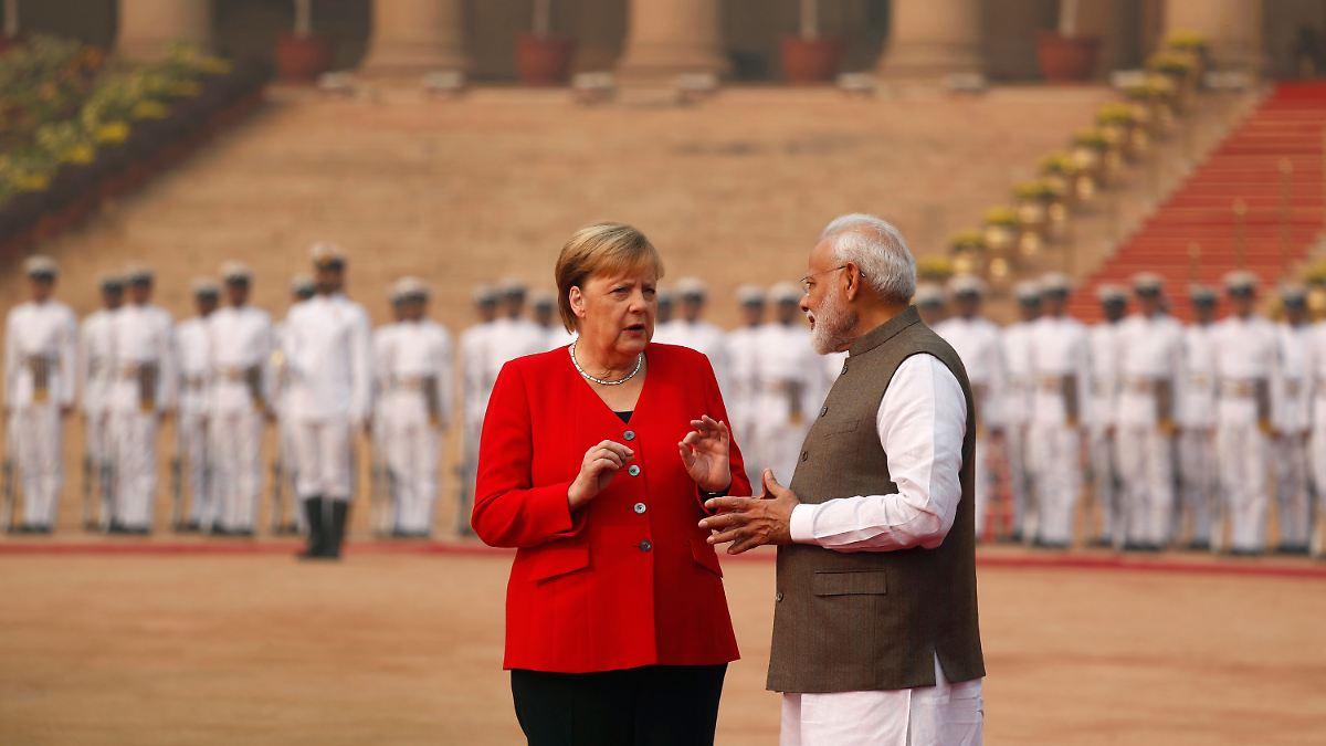 Für Merkel geht die Wohlfühlzeit zu Ende