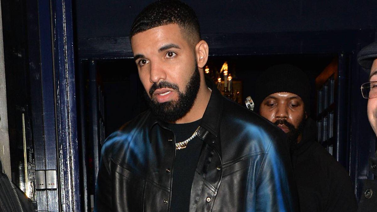 Rapper Drake nimmt Schlappe mit Humor